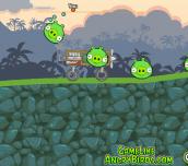 Hra - Angry Birds Crazy Racing