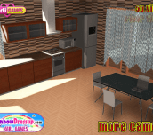 Hra - 3D Kitchen Decoration
