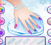 Hra - Elsa Great Manicure