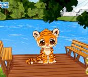 Hra - PetStarsBabyTiger