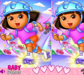 Hra - Dora The Explorer Spot The Difference