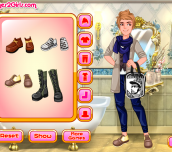 Hra - Cool Daddy Makeover