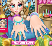 Hra - Elsa Nails Spa