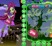 Hra - Monster High Zombie Shake Venus McFlyTrap