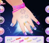 Hra - Baby Elsa Great Manicure