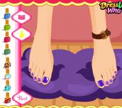 Hra - Smelly Feet Makeover