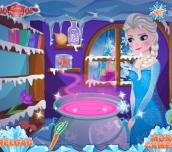 Hra - ElsaFrozenMagic