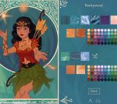 Hra - Magical Elf Dress Up