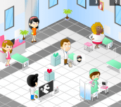 Hra - FrenzyAnimalClinic