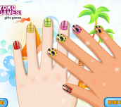 Hra - SummerManicureStyle