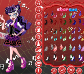 Hra - Monster High Operetta I Love Accessories