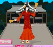 Hra - Kimono