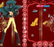 Hra - Monster High I Love Fashion Wydowna Spider
