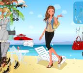 Hra - BeachDressUp