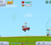 Hra - Paintball Racing