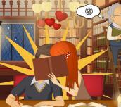 Hra - Kiss At The Library