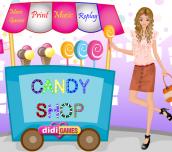 Hra - CandyShop