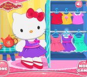 Hra - Hello Kitty Laundry Day