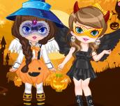 Hra - HalloweenCostumeShopping