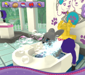 Hra - Lego Friends Pet Salon Game