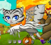 Hra - Purrfect Kitten Halloween