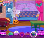 Hra - Halloween House Makeover