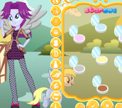 Hra - My Little Pony Derpy Hooves Dress Up