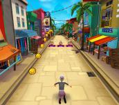 Hra - Babka na útěku 6: Indie