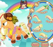 Hra - Rainbow Power Applejack