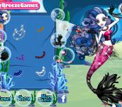Hra - Sirena Von Boo Dress Up