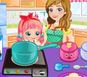 Hra - BabyAliceMommyAndMeCooking