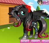 Hra - PonyMakeoverHairSalon
