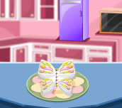 Hra - Birthday Cakes: Butterfly Cake