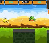 Hra - AngryBirdsRun
