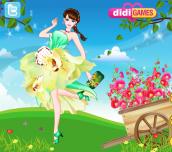 Hra - FlowerInspiredDresses