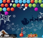 Hra - Bubble Shooter Christmas