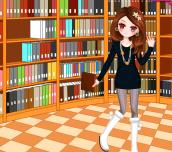 Hra - GirlInLibrary