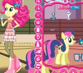 Hra - My Little Pony Bon Bon Dress Up