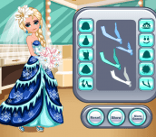Hra - FrozenDreamWedding