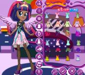 Hra - My Little Pony Twilight Sparkle Pajama Party