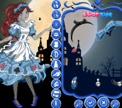 Hra - Zombie Alice Dress Up