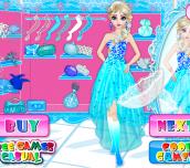Hra - Frozen Elsa Shopping