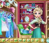 Hra - Elsa's Closet
