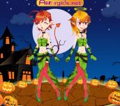 Hra - HalloweenDevilTwins