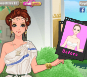 Hra - Greek Girl Make Up