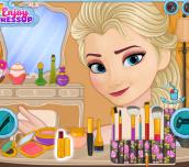 Hra - Now & Then Elsa Makeup