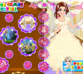 Hra - RapunzelWeddingDress
