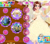 Hra - RapunzelWeddingDress
