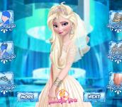 Hra - Elsa Wedding Party
