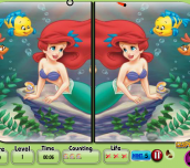 Hra - PrincessArielSpottheDifference